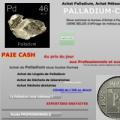 BIJOUTERIE-JOAILLERIE : Achat Palladium